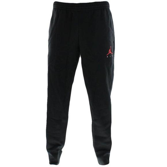 52c32ae0aaef Jordan Men s Flight Fleece Cement Pants - Main Container Image 1