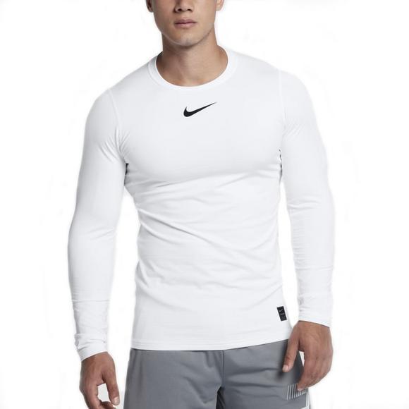 0782d5d5 Nike Men's Pro Warm Dri Fit Top - Main Container Image 1