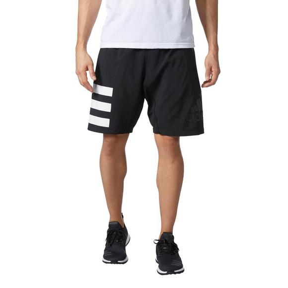 a9f8e674870 adidas Men's SpeedBreaker Hype Icon Shorts- Black - Main Container Image 1
