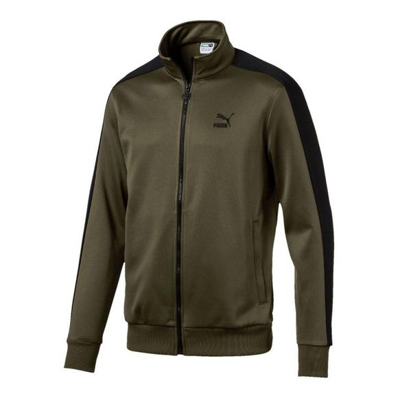 25588287 Puma Men's Archive T7 Track Jacket - Hibbett US