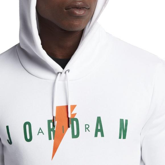 sports shoes 12390 01cbe Jordan Men s Like Mike Fleece 3 Pullover Hoodie - Main Container Image 2