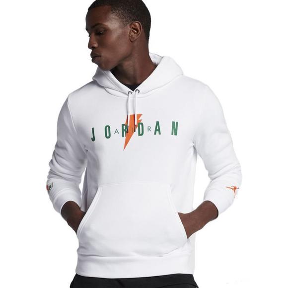 best website c2f78 db6b0 Jordan Men s Like Mike Fleece 3 Pullover Hoodie - Main Container Image 1