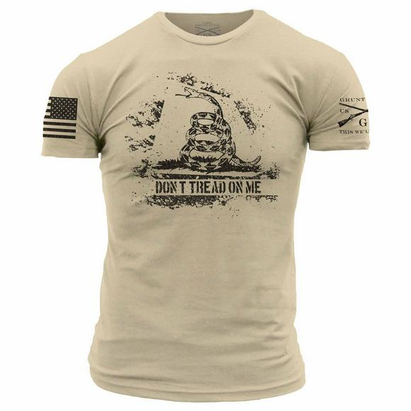 48f4bce3 Grunt Style Men's Don't Tread on Me - Main Container ...