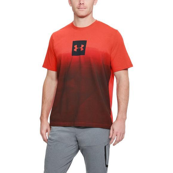 7036f4d5d8 Under Armour Men's Sportstyle Gradient Short Sleeve Shirt - Hibbett US