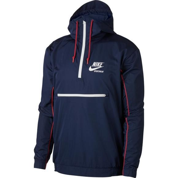 4e3b785090f9 Nike Men s Archive Half Zip Jacket - Main Container Image 1