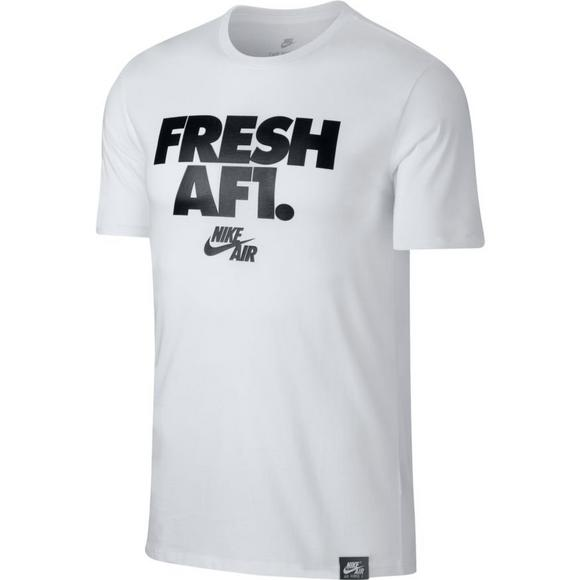 add170ea8 Nike Men's Fresh AF1 T-Shirt - Main Container Image 1