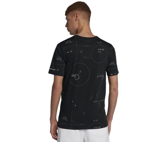 a91c87ce79 Nike Men s Air Max AOP T-Shirt - Main Container Image 2