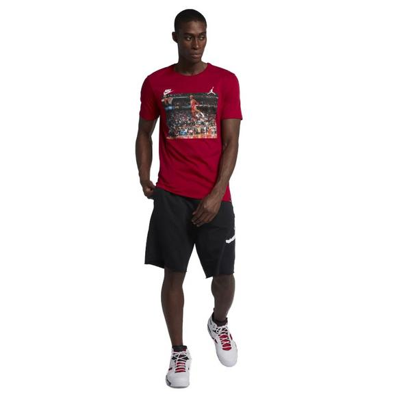 12944887c25b8b Jordan Men s Sportswear 1988 Dunk T-Shirt - Main Container Image 5