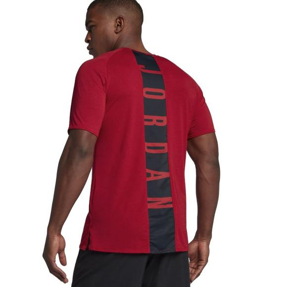 Dry Sleeve Training 23 Short Jordan Top Men's Us Alpha Hibbett dCxoWBre