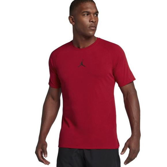 05cfb1f0 Jordan Men's Dry 23 Alpha Short-Sleeve Training Top - Main Container Image 1