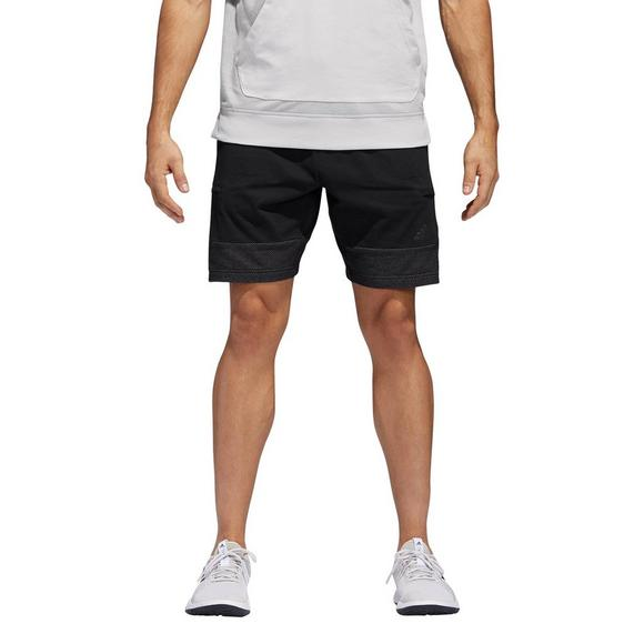 4ef1804a6d8 adidas Men's Sport ID Cotton Shorts - Main Container Image 1