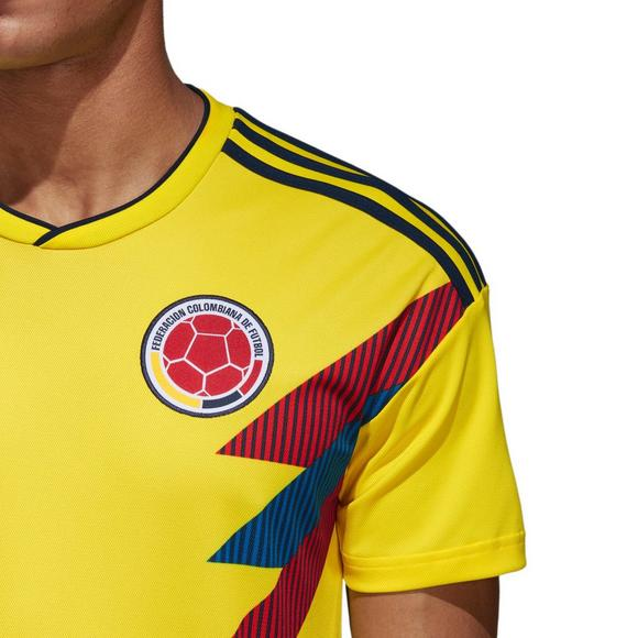 3801f1b6c adidas Men's Colombia Home Replica Jersey - Main Container Image 5