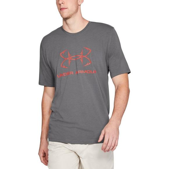 4f1c109b61 Under Armour Men's Fish Hook Sportstyle Graphic T-Shirt - Hibbett US