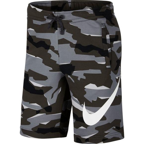 49c5499358980 Nike Men's Sportwear Camo Shorts - Hibbett US