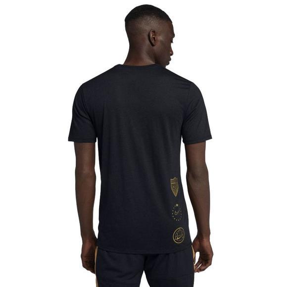 801d4c9ffa39 Nike Men s Basketball Golden Swoosh Tee - Main Container Image 2