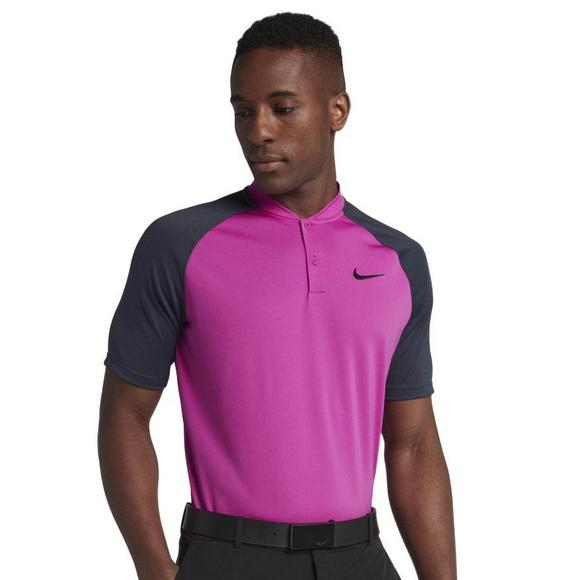 330f89321 Nike Men's Dry Momentum Golf Polo - Main Container Image 1
