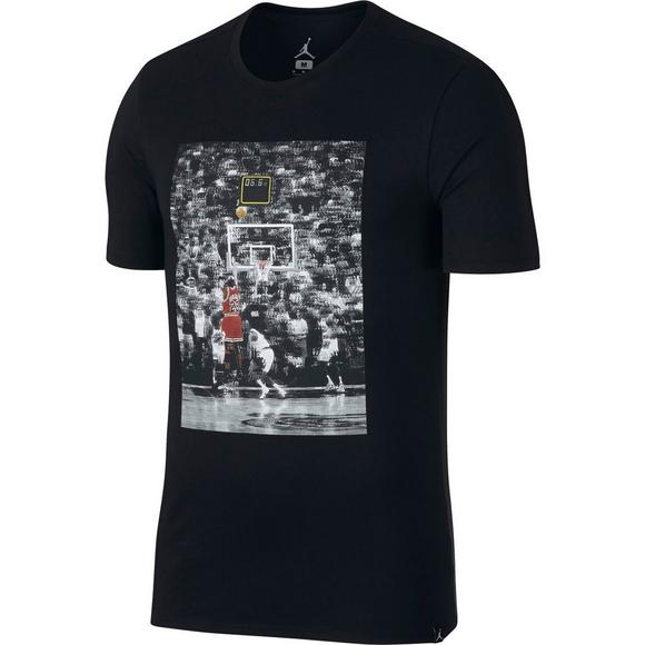 349404613db026 Jordan Men s Sportswear Last Shot Graphic T-Shirt - Main Container Image 1