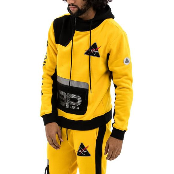 Black Pyramid Men s Space Hoodie 2.0 - Main Container Image 2 2afd8f54d