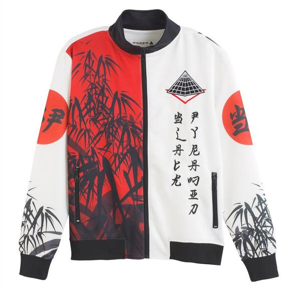 Black Pyramid Men s Tiger Style Jacket - Main Container Image 1 dccb5180f