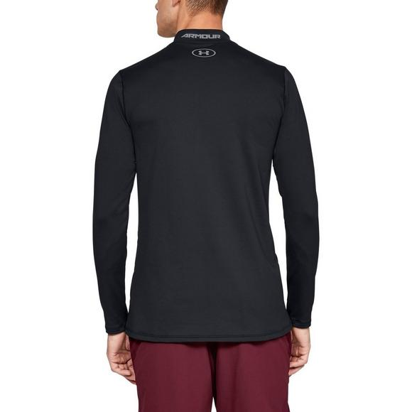 54bcd903 Under Armour Men's ColdGear Armour Mock Long Sleeve T-Shirt - Main  Container Image 2
