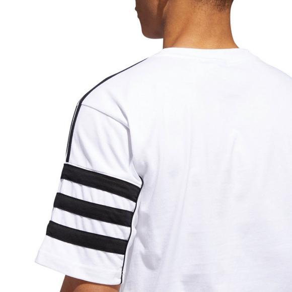 b4115b3e9 adidas Men's Originals Authentic Tee- White - Main Container Image 7
