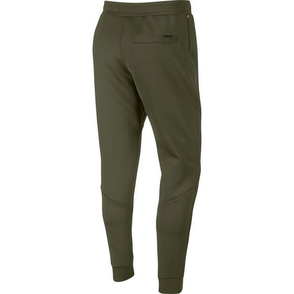 93fefde9b07453 Jordan Sportswear Men s Flight Tech Diamond Pants - Olive Black - Main  Container Image 2