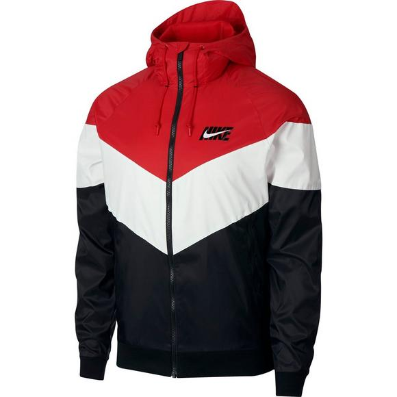 8516331a834aa2 Nike Sportswear Men s Windrunner Jacket - Red Black White - Main Container  Image 6