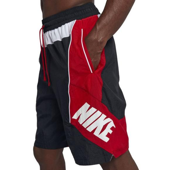 meet 32e2e 96b8b Nike Men s Throwback Basketball Shorts - Main Container Image 2