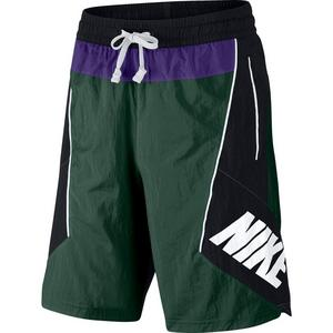 e634f7585561b Extended Sizes. Nike Throwback Men's Basketball Shorts - BLACK/GREY · Nike  ...