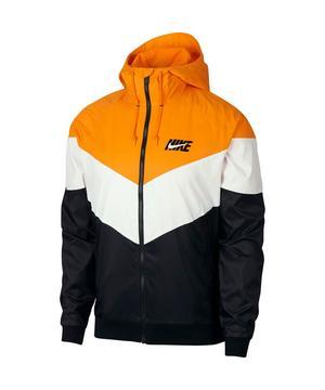 acampar jurado Ruina  Nike Men's Sportswear Windrunner Jacket-Orange/White/Black ...