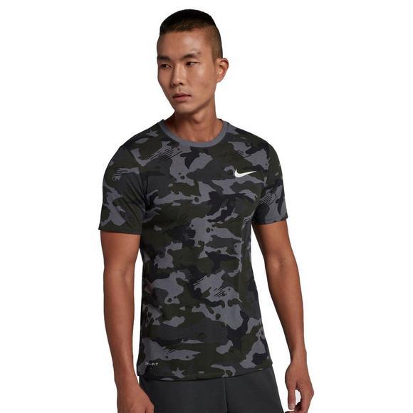 official photos d8fd4 e4703 Nike Dry Men s Camo Training T-Shirt - Main Container Image 1