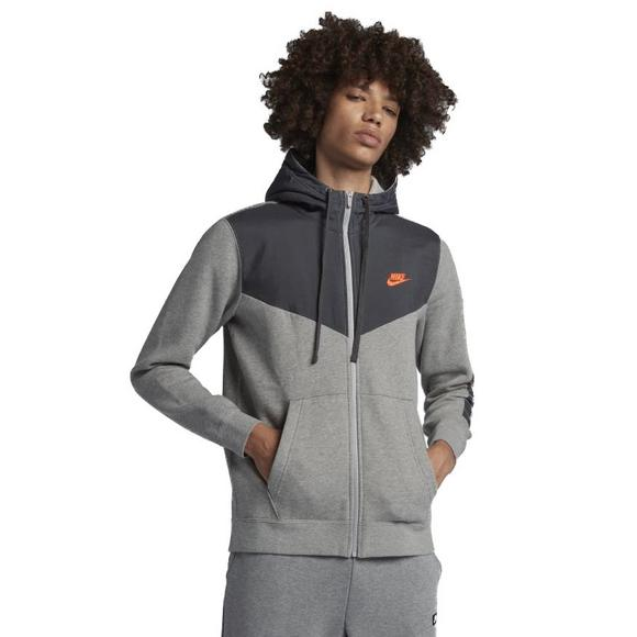 9d00d719dcc Nike Men s Sportswear Full-Zip Fleece Hoodie - Main Container Image 1