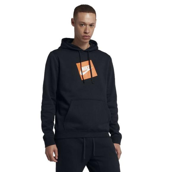 a4867756f1f5 Nike Men s Sportswear Fleece Pullover Hoodie - Main Container Image 1