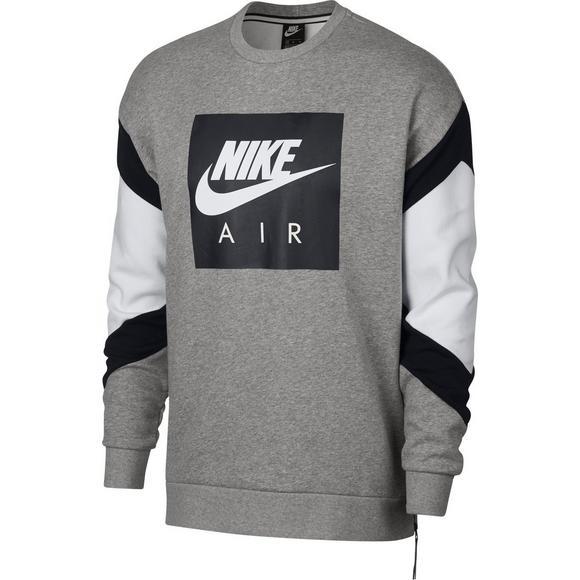 9c88c1905e74 Nike Air Men s Fleece Crew Sweatshirt - Main Container Image 1