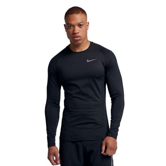 199820238 Nike Men's Pro Warm Long Sleeve Top