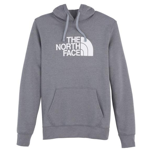 165466dcc The North Face Men's Grey Half Dome Pullover Hoodie - Hibbett US