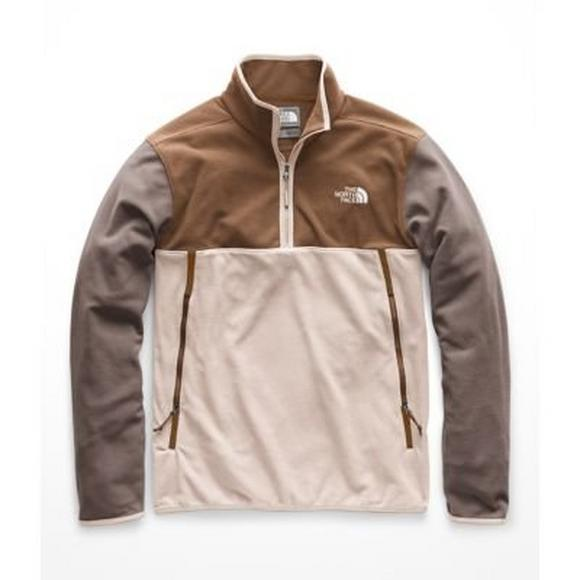 f6ceb4f9e17f The North Face Men s Glacier Alpine Quarter Zip Pullover - Main Container  Image 1