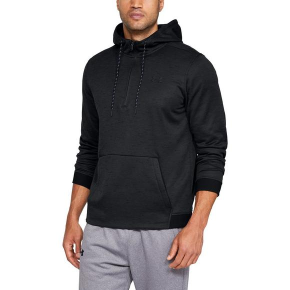 cheap for discount 57b2a 6c889 Under Armour Men s Armour Fleece 1 2 Zip Hoodie - Main Container Image 1