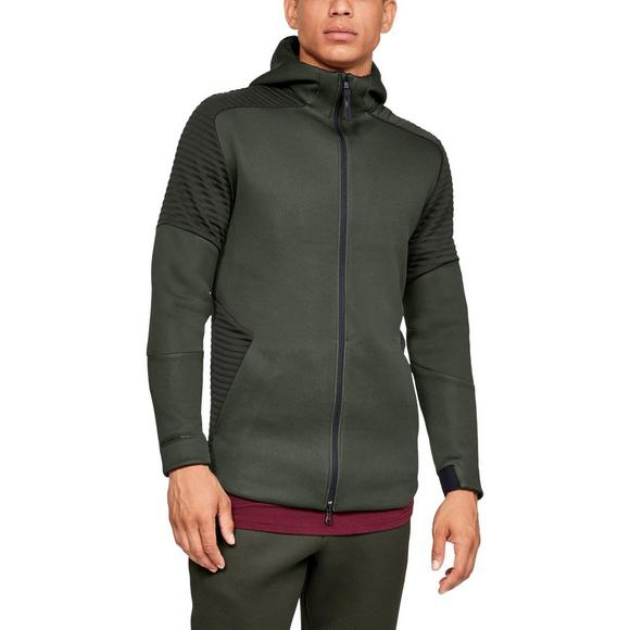 161820a96 Under Armour Men's Unstoppable Move Full Zip Hoodie - Main Container Image 1