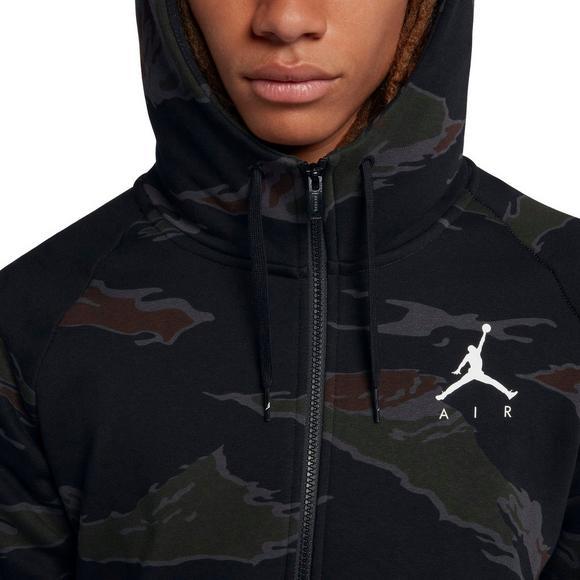 435fbc19e5e Jordan Sportswear Men's Jumpman Air Camo Fleece Full-Zip Jacket - Main  Container Image 3