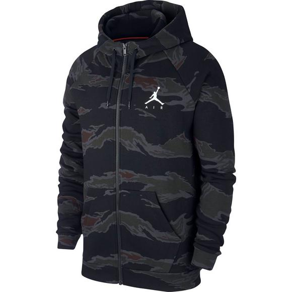 0eb20c0ec35 Jordan Sportswear Men's Jumpman Air Camo Fleece Full-Zip Jacket - Main  Container Image 5