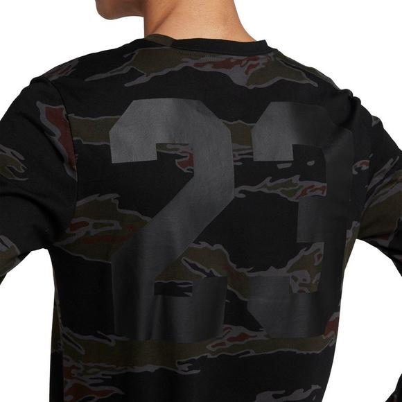 c1faab080af1 Jordan Sportswear Men s Tech Graphic Long-Sleeve T-Shirt - Main Container  Image 5