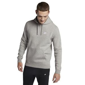 617fa34916466e Nike Sportswear Men s Club White Pullover Hoodie. Sale Price 60.00 See  Price in Bag. Big   Tall