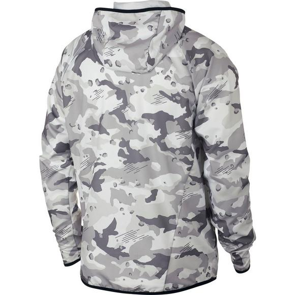 15cbc355f5cb0 Nike Men's Dry Woven Camo Training Jacket - Main Container Image 2