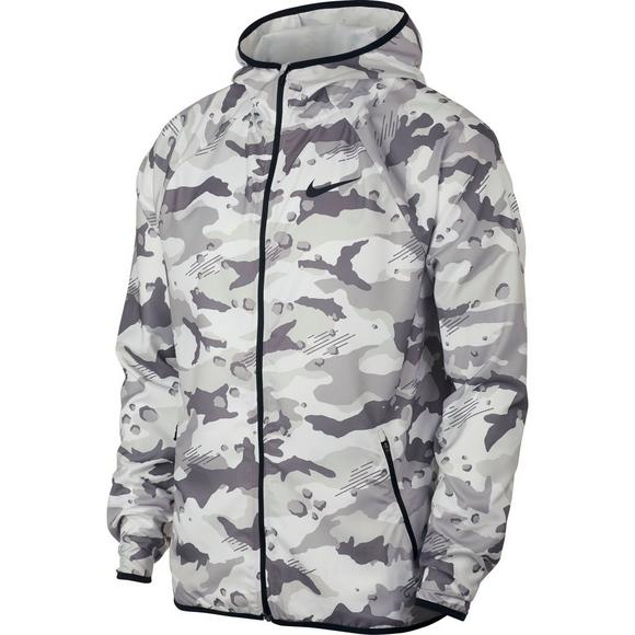 9fa11c26059d9 Nike Men's Dry Woven Camo Training Jacket - Main Container Image 1