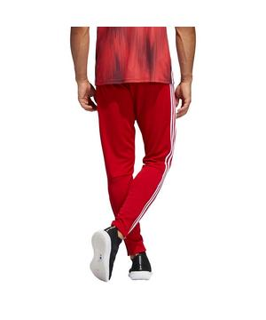 buscar autorización niño bajo precio adidas Men's Tiro 19 Red/White Training Pant - Hibbett | City Gear