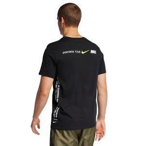 7fafaf6d0f96d Nike Sportswear Men s Microbrand T-Shirt