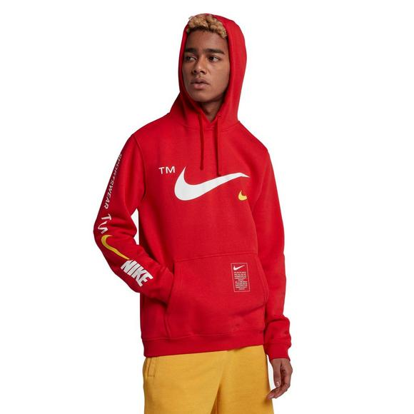 timeless design 9d855 a4b32 Nike Sportswear Men s Club Pullover Hoodie - Main Container Image 1