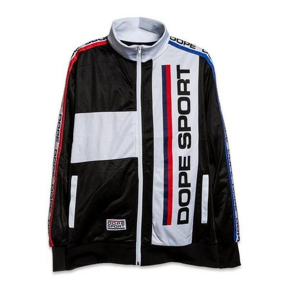 Dope Men S Sport Track Jacket Hibbett Us