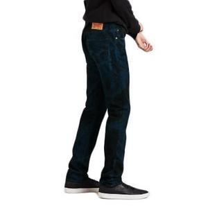 471b68b0ec3 Levi s Men s 501 Original Fit Denim Jeans-Dk Blue